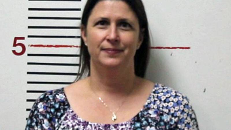 Kimberlyn Ann Snider, the principal of Neches Elementary.