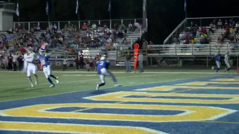 WATCH: Chapel Hill intercepts in one end zone, takes it to the other for 6