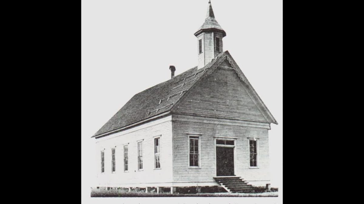 This week's Mark In Texas History takes a look at the long history of Kilgore First Baptist...