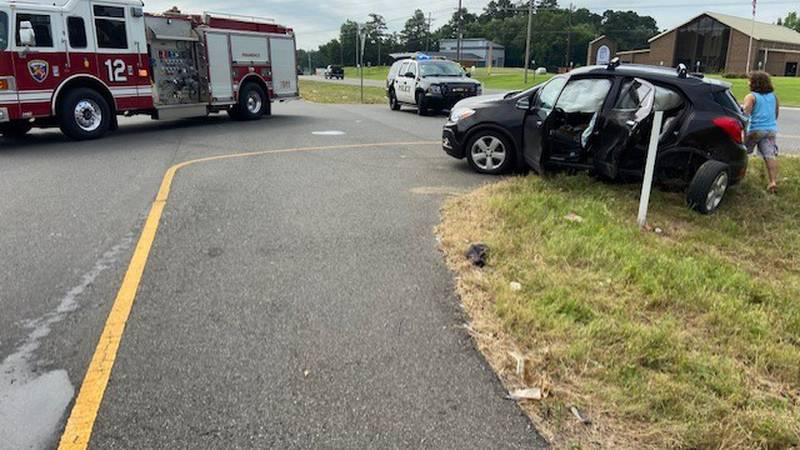 Loop 281 crash