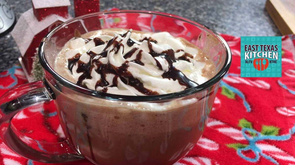 What better thing can you imagine doing than sipping a cup of creamy hot chocolate while...