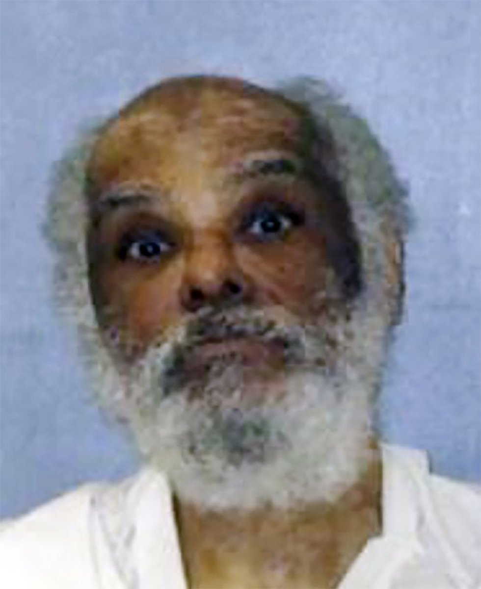 This photo provided by the Texas Department of Criminal Justice shows Raymond Riles. An appeals...