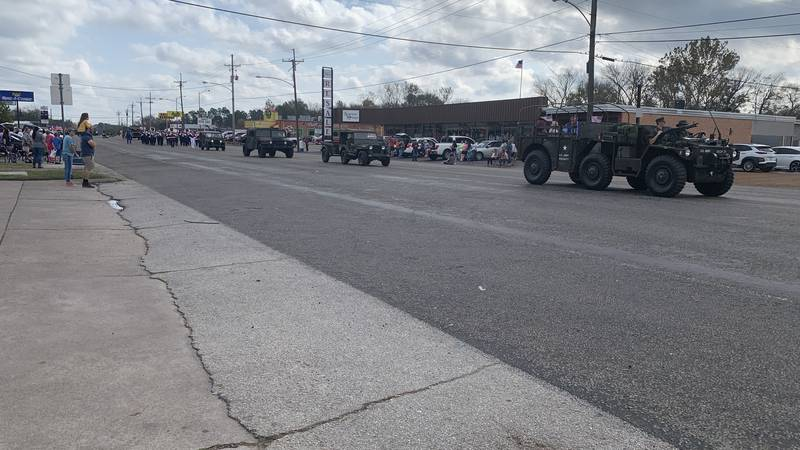 The Marine Corps League Mineola Detachment held their annual Veteran's Day parade but this...