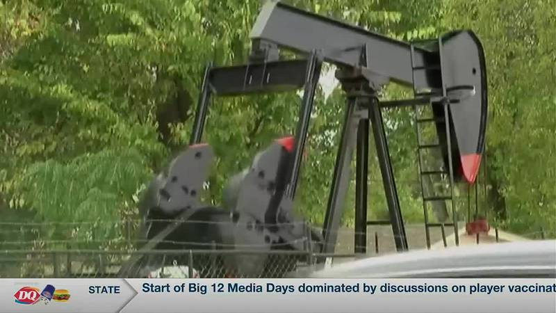 Oil Field Thefts