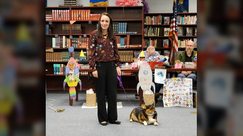 The Winona ISD Board of Trustees unanimously voted to recognize Gus as the elementary campus'...