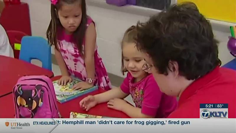 Texas Workforce Commission programs help East Texas parents with child care during job search...