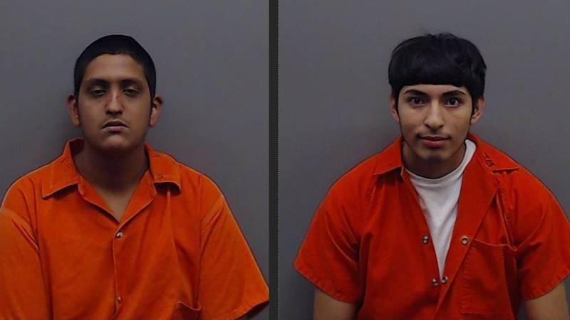 Lorenzo Martinez and Andres Urritias (Source: Smith County Jail)