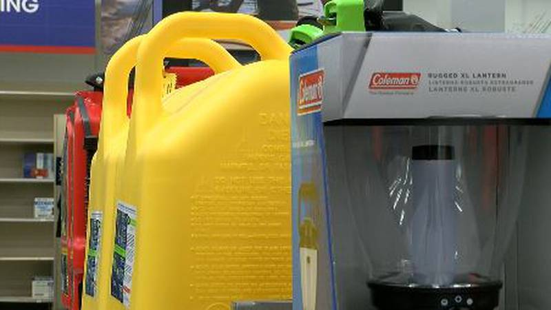 Starting Saturday, you can purchase certain emergency preparation supplies tax free during the...