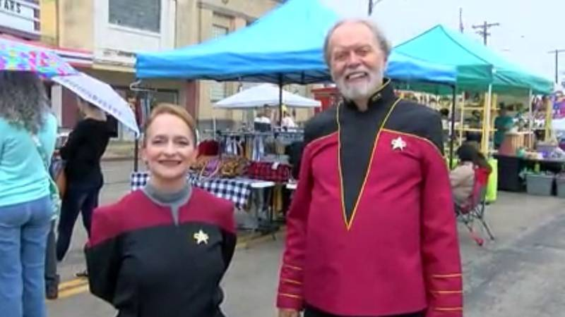 Kilgore is hosting the Geekend this weekend. An organizer described it as the combination of a...