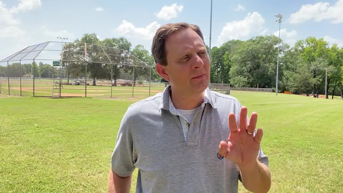 City of Longview Spokesperson Shawn Hara talks about this weekend's volunteer-driven park...