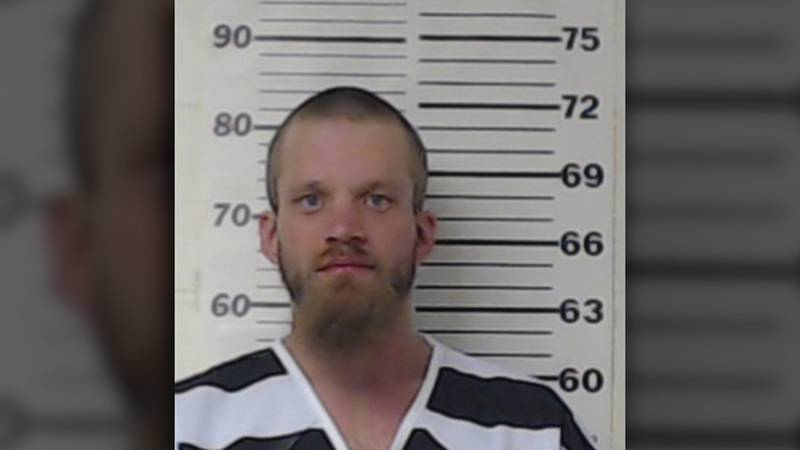 Terry Proctor, 29, was charged with theft and evading arrest after allegedly running from...