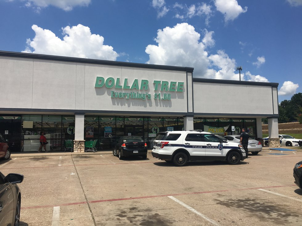 Dollar Tree located at 3825 Hwy. 64 West,  Tyler