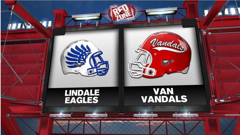 Lindale will play Van in Week 3's Game of the Week. (Source: KLTV Staff)
