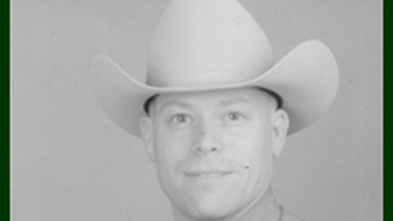 Matthew Dewayne Myrick, killed in crash while in the line of duty (Source: dps.texas.gov)