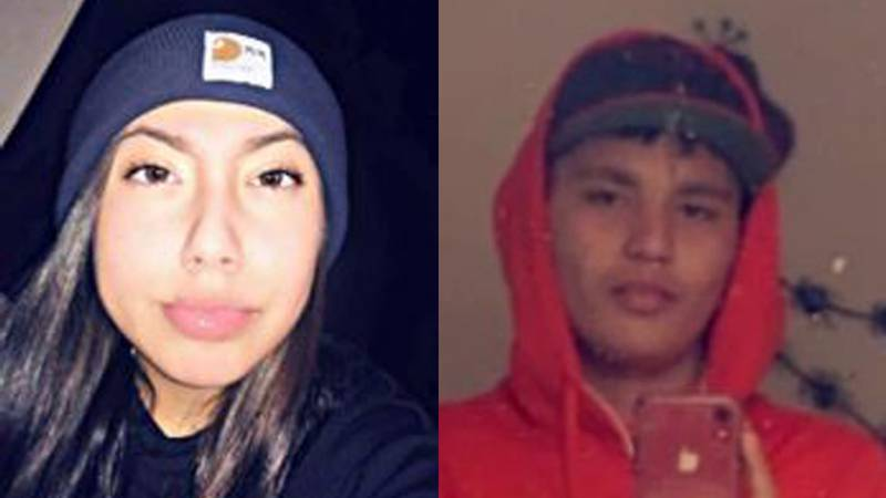 An Amber Alert was issued in Montana for 15-year-old Dana Johnston. A suspect was identified as...