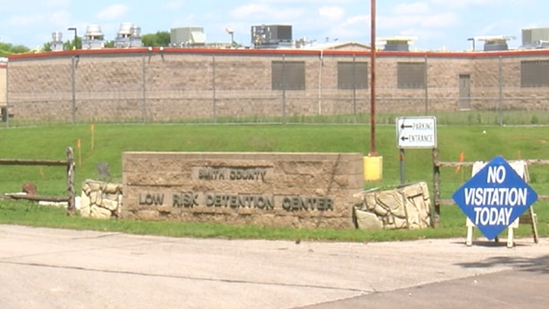 The Smith County North Jail has received 14 positive results back from ti's COVID-19 testing,...