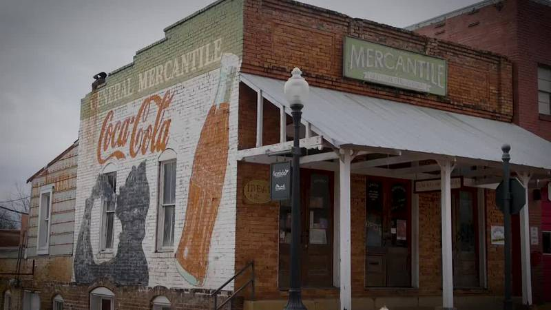 General Mercantile & Old Time String Shop, Nacogdoches, TX