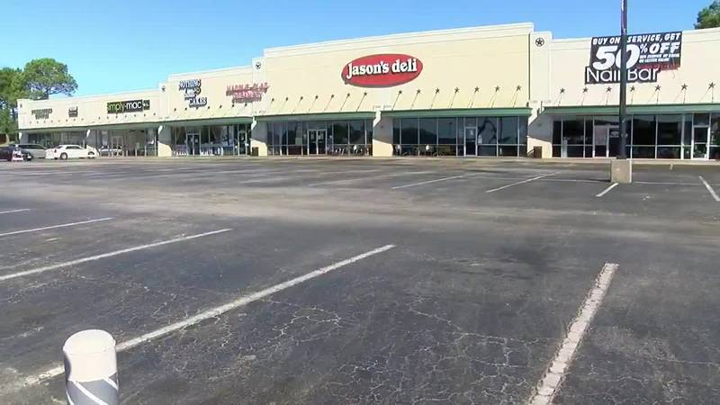 The city of Tyler said the Broadway MarketCenter shopping center has been shutdown due to...