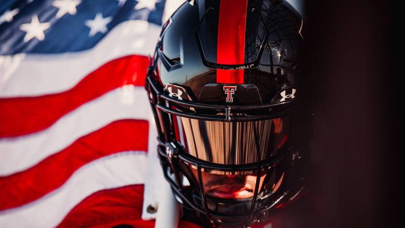 Texas Tech faced Baylor at their Celebrate America game on Saturday.