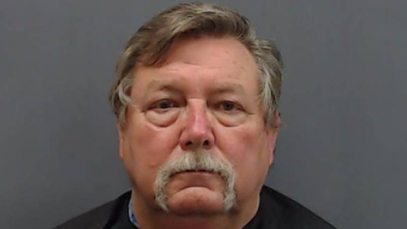 Athens Mayor James Monte Montgomery was arrested Thursday on a charge of online solicitation of...