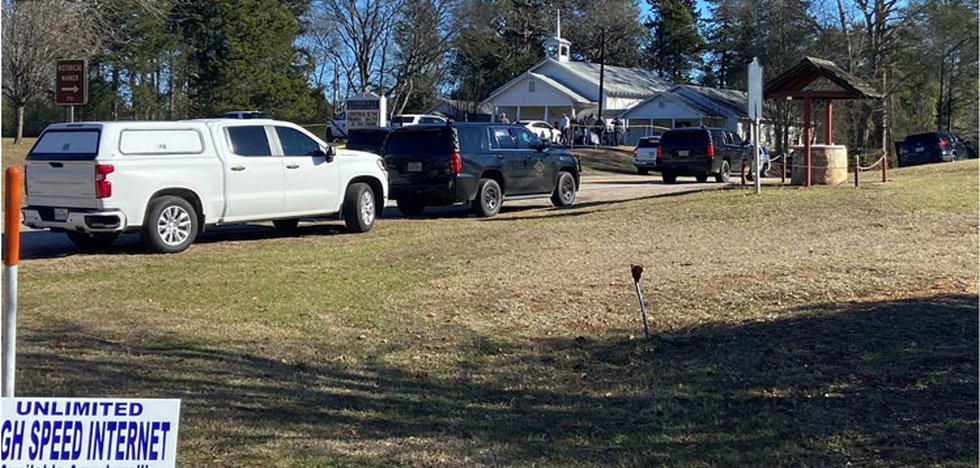 A shooting incident occurred at the Starrville Methodist Church in Winona Sunday morning....