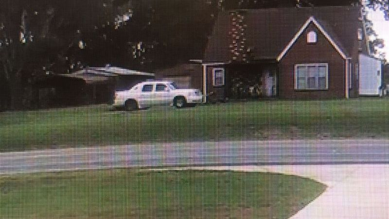 Harrison County Sheriff's Office deputies are searching for a theft suspect. (Source: Harrison...