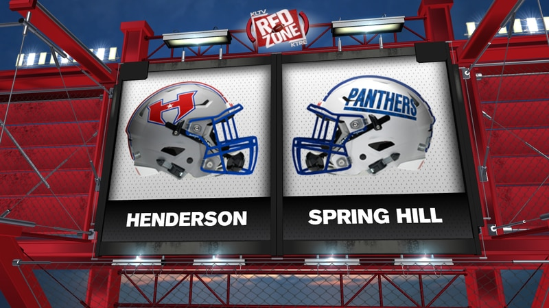 Game of the Week Henderson Spring Hill