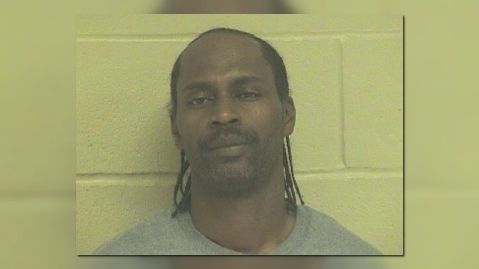 A 2011 mugshot of Gregory Newson taken by the Shreveport Police Department.