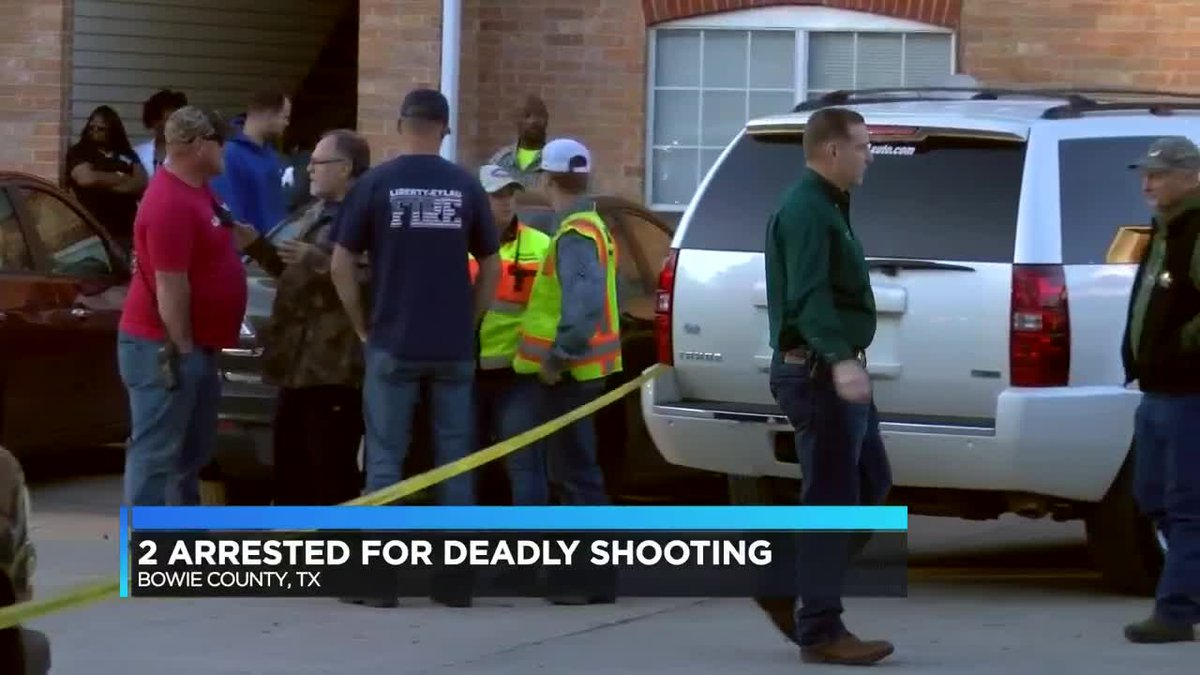 Two arrested after 18-year-old shot dead in East Texas