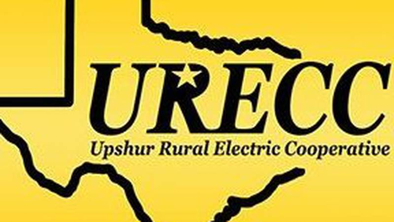 Upshur Rural Electric Cooperative with over 38,000 members' meters without electricity