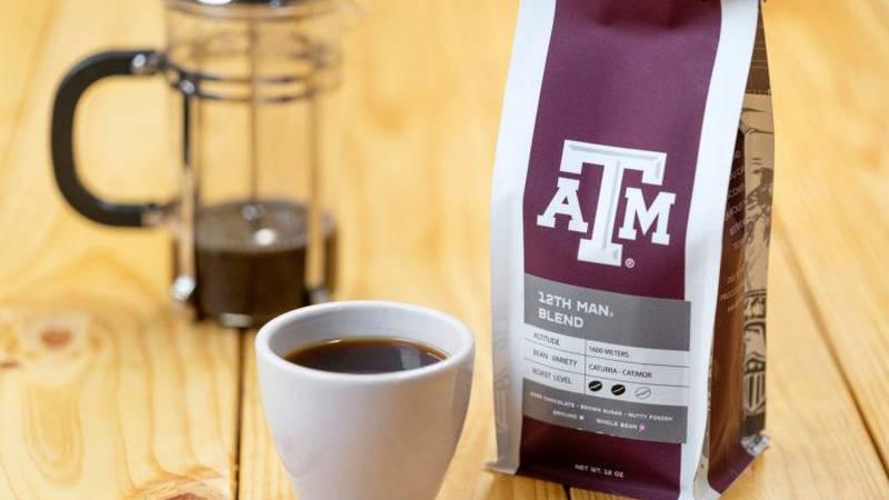 The 12th Man Coffee project includes the medium roast 12th Man Blend, the medium-dark Midnight...