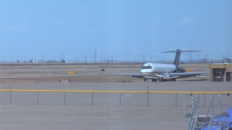 Rick Husband Intl. Airport (Source: KFDA)