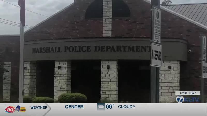 Marshall PD Civil Rights