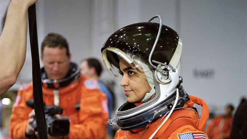 A spacecraft set to launch later this month will be named for a pioneer astronaut who died in...