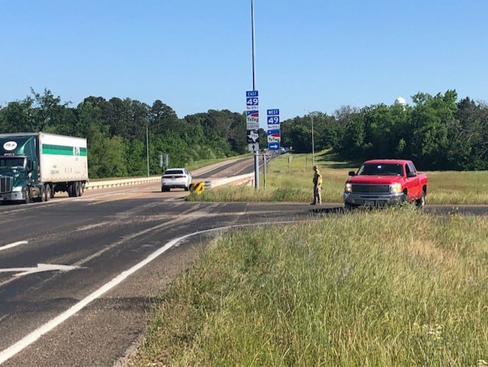 Motorcycle crash closes Toll 49 between Broadway and Paluxy in Tyler