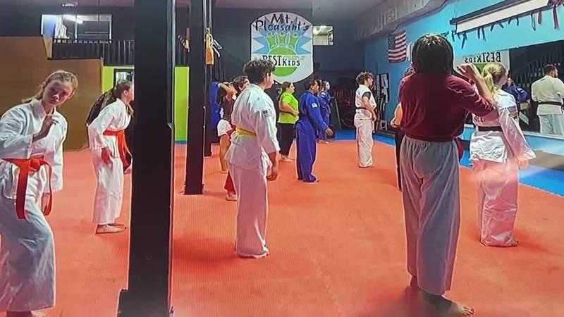 WebXtra: Mt. Pleasant Martial Arts