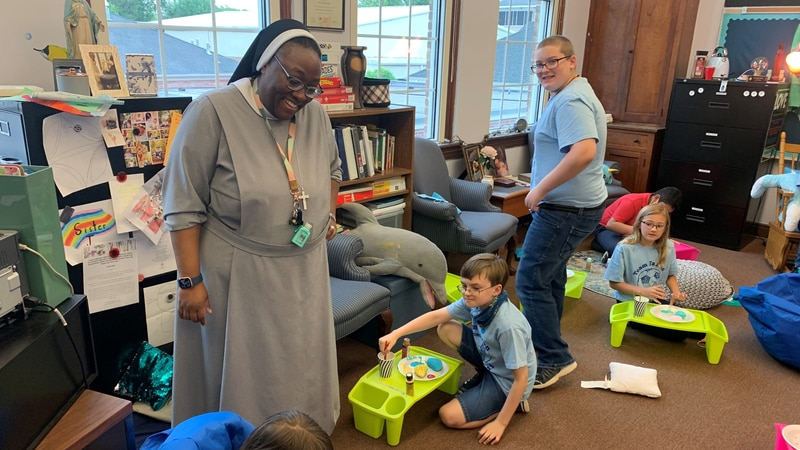 Power of Prayer: Healing Hearts and Minds Program at St. Gregory Cathedral School