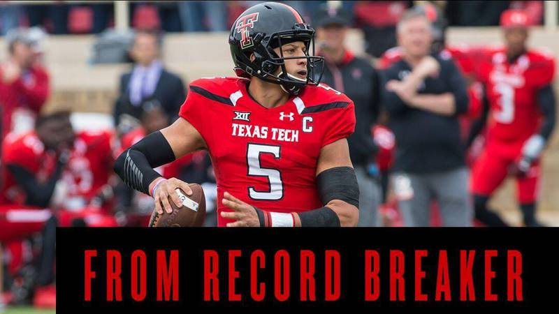 Texas Tech University is completing an ad campaign for the Super Bowl highlighting Patrick...
