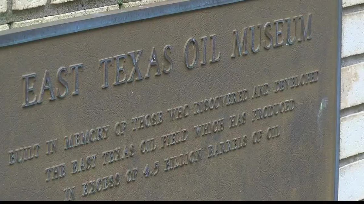 The East Texas Oil Museum in Kilgore is reopening after renovations.