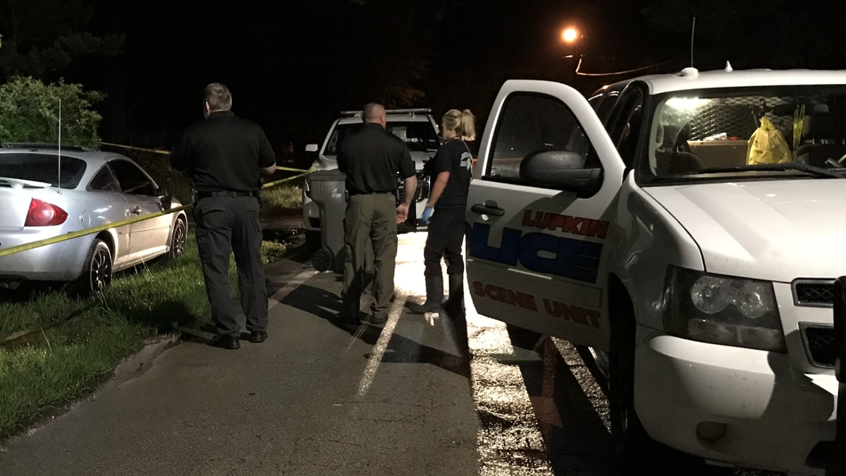 Lufkin Police are investigating a late-night shooting involving a teenager, south of the...