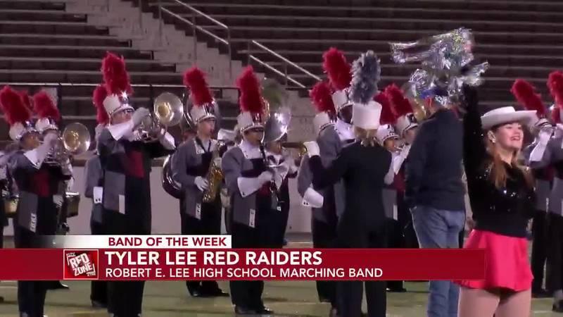 2019 Band of the Week, Week 11: Tyler Lee Red Raiders