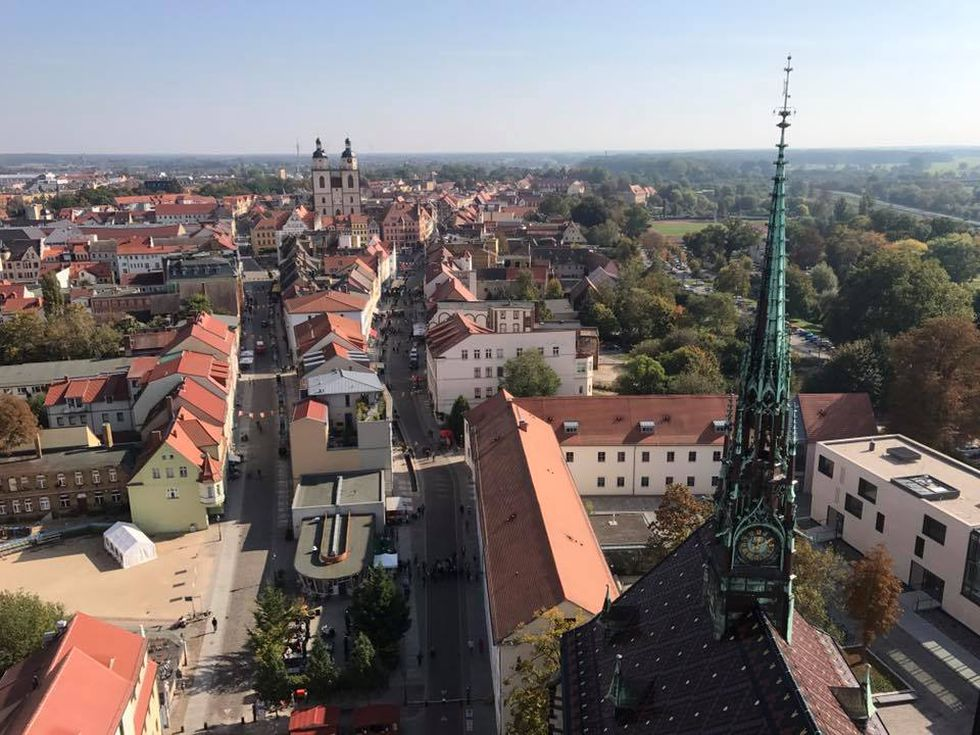 Wittenberg, a sleepy town of about 50,000 residents, has turned into a bustling tourist...