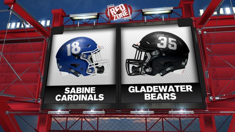 GOTW: Sabine vs Gladewater (KLTV)