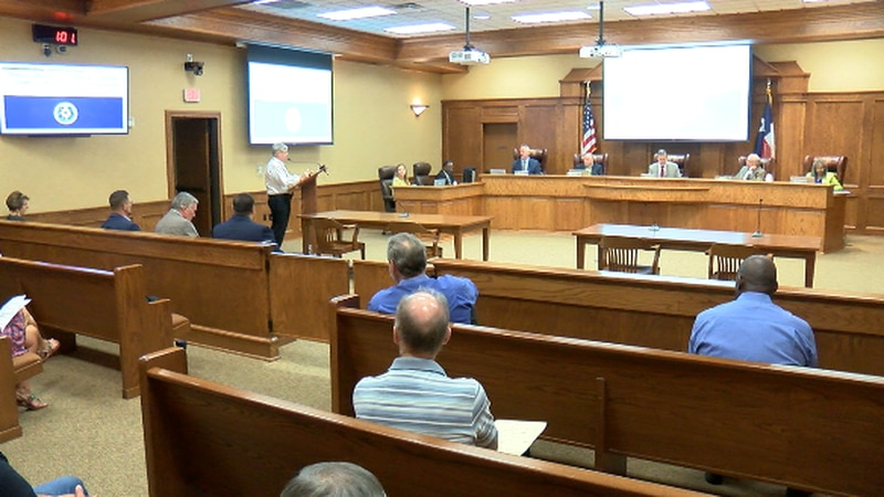 Smith County Commissioners consider how to spend $45M in rescue funds