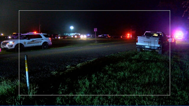 SHERIFF: AT LEAST 4 PEOPLE SHOT AT A LARGE GATHERING OVERNIGHT IN RUSK COUNTY