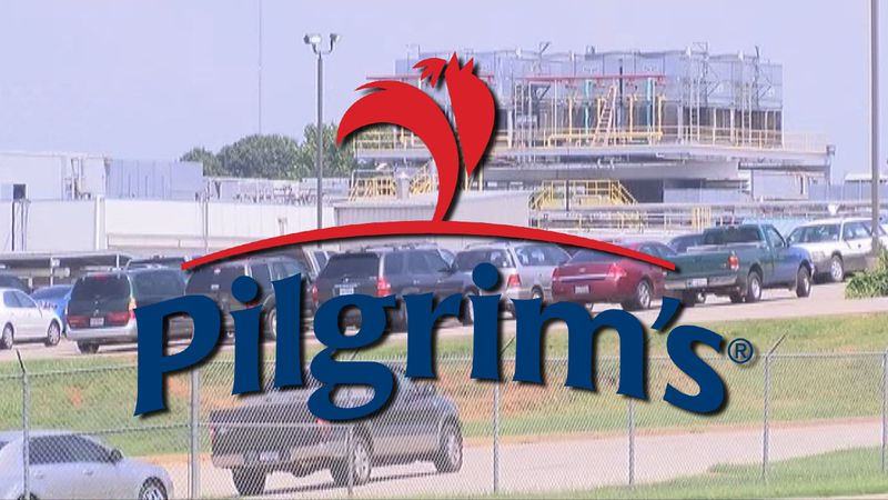 A cyber attack will affect operations at the Pilgrim's plant in Nacogdoches, the chicken...