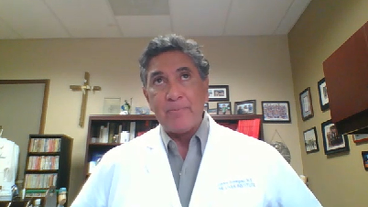 Infectious Disease Specialist Dr. Ed