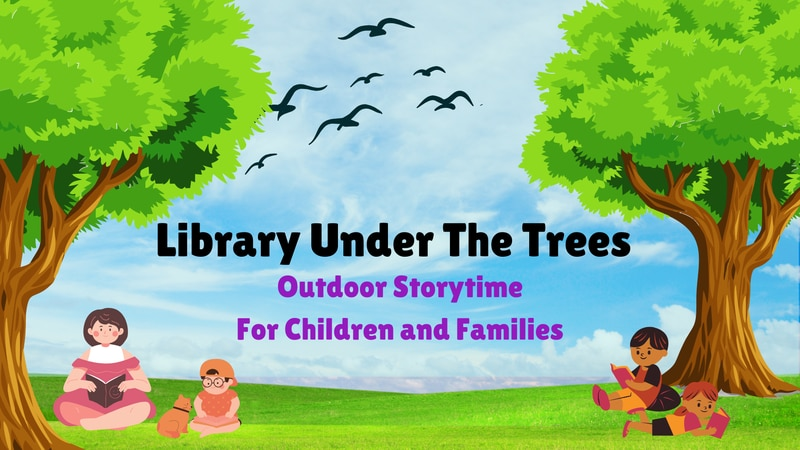 Library Under the Trees