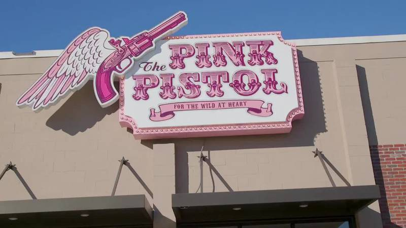The Pink Pistol, Lindale, TX