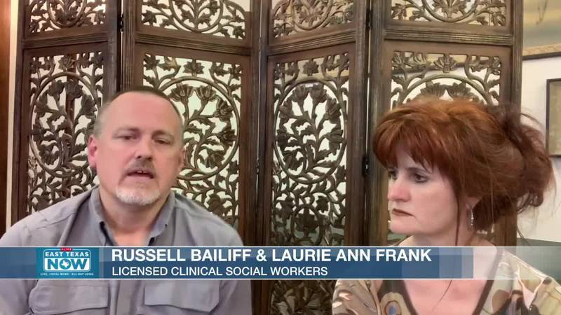 Relationship professionals Russell Bailiff and Laurie Ann Frank suggest some tips for...